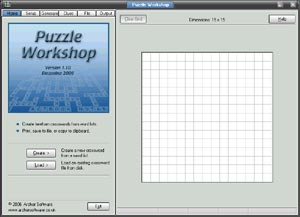 Free Crossword Puzzle Software